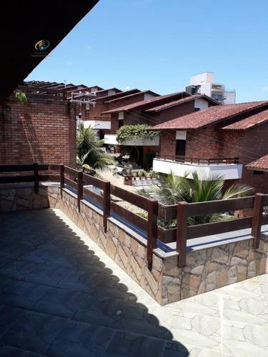 Casa A Venda No Bairro Enseada Em Guarujá - Sp.  - 495-1
