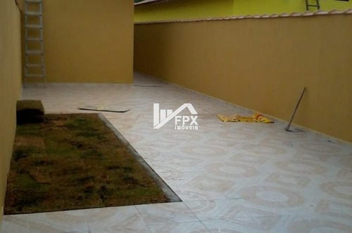 Linda Casa Em Mongaguá Com Financiamento Bancário - Ca320-f