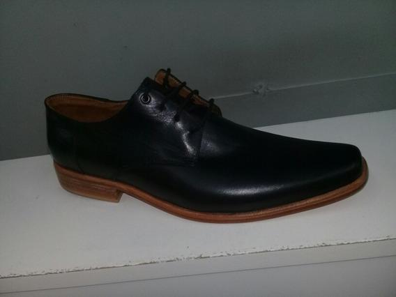 Zapatos Batistella 100%cuero Suela Cuero Talle 41