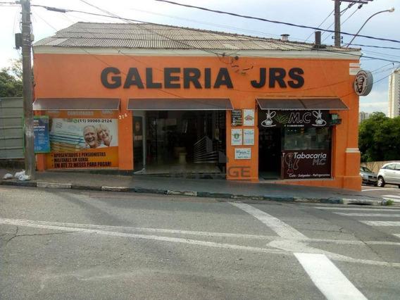 Salão À Venda, 400 M² Por R$ 1.500.000,00 - Centro - Itatiba/sp - Sl0803