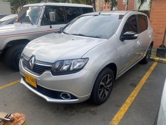 Renault Sandero Exclusive Version Limitada Unica Dueña
