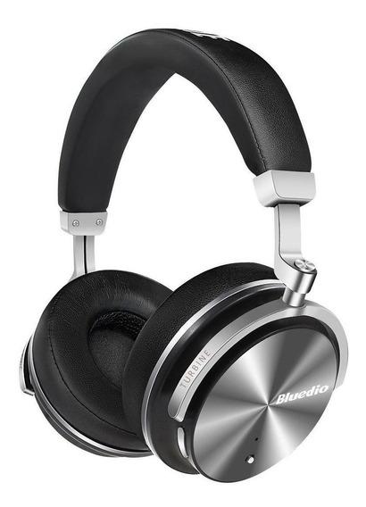 Fone de ouvido sem fio Bluedio Turbine T4S black