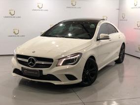 Mercedes-benz Classe Cla 1.6 Vision Turbo 4p