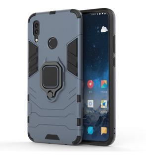 Huawei P Smart 2019 Carcasa Antigolpe Stand Anillo | Kyrios