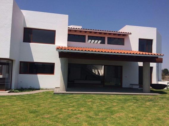 Se Vende Preciosa Residencia En El Campanario, De Autor, Mexicano Contemporáneo