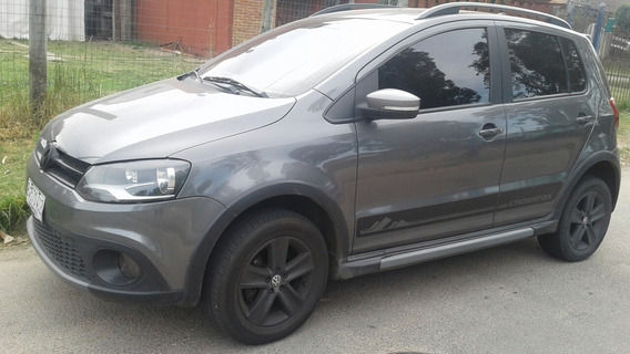 Volkswagen Crossfox 1.6 2012