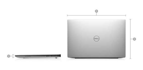 Notebook Dell Xps 13 9370 I7-8550u (16gbram 512ssd Win10pro)