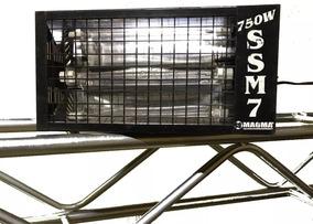 Strobo Magma Sm7 750w + Controle