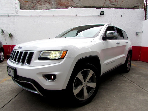 Jeep Grand Cherokee Limited V6 Lujo