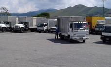 Transporte De Carga En Camiones Furgon Y Gandolas