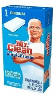 Mr. Clean Magic Eraser Esponja Quitamanchas 1 Almohadilla