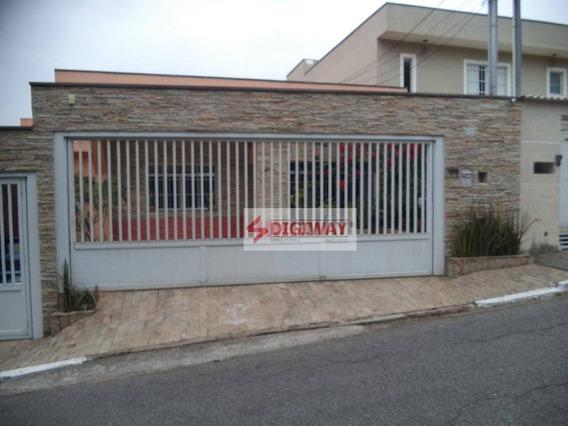 Casa Com Piscina, Churrasqueira - So0300