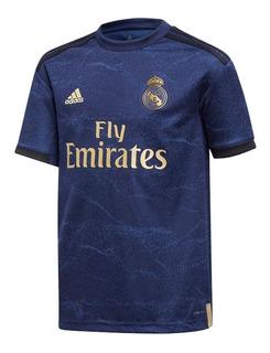 Camisa Do Real Madrid 2020-2021 Original - Lançamento