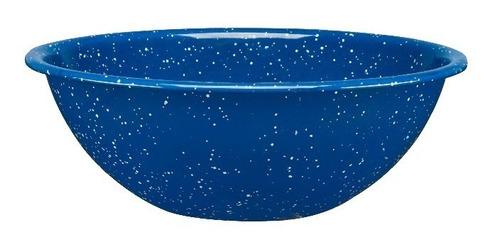 Set De Bowl Multiusos Grande De Peltre, 6 Piezas Azul