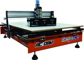 Fresadora Router Cnc  1200x800mm C/ Spindle - Frete Grátis!!