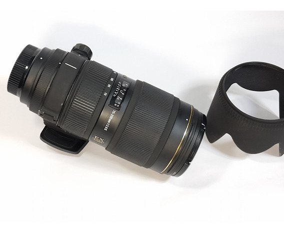 Lente Sigma Ex Ll 70/200mm 2.8 Para Nikon