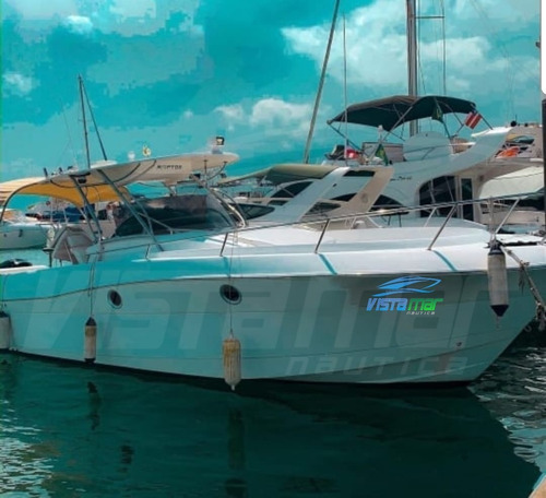 Lancha Fishing Saint Tropez 32 Com Parelha 4 Tempos