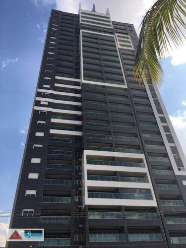Imagem 1 de 30 de Apartamento Com 1 Dormitório À Venda, 55 M² Por R$ 630.000,00 - Tatuapé - São Paulo/sp - Ap6088