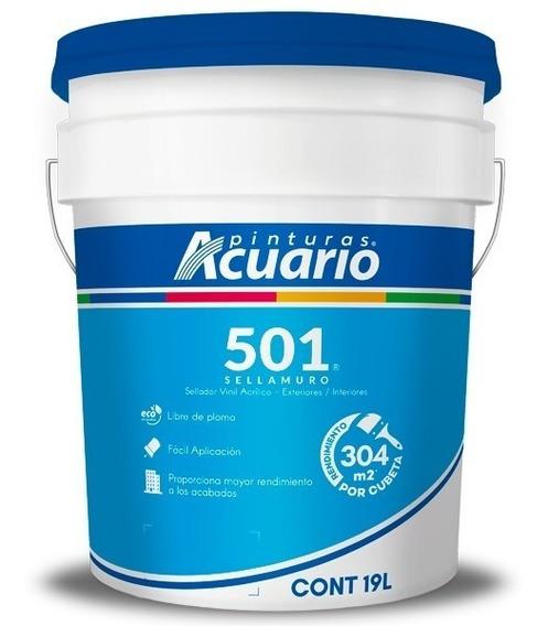 Sellador Acrílico 501 Acuario 19 Litros