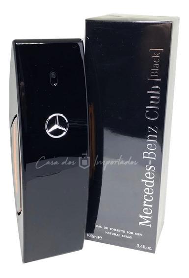 Mercedes Benz Club Black 100ml | Original + Amostra
