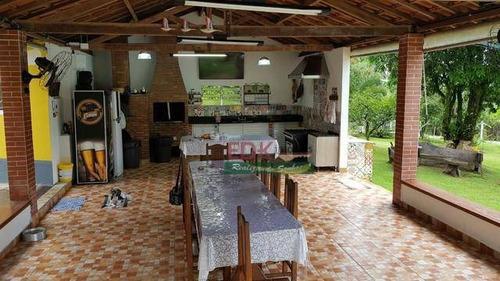 Imagem 1 de 19 de Chácara Com 4 Dormitórios À Venda, 36000 M² Por R$ 1.500.000,00 - Itapety - Mogi Das Cruzes/sp - Ch0643