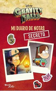 Gravity Falls Mi Diario De Nosa. Envío Gratis 25 Días