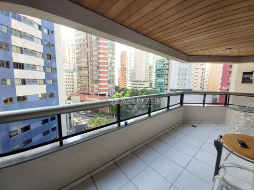 Imagem 1 de 15 de Apartamento Com 4 Dormitórios À Venda, 180 M² Por R$ 679.000,00 - Praia Da Costa - Vila Velha/es - Ap1344