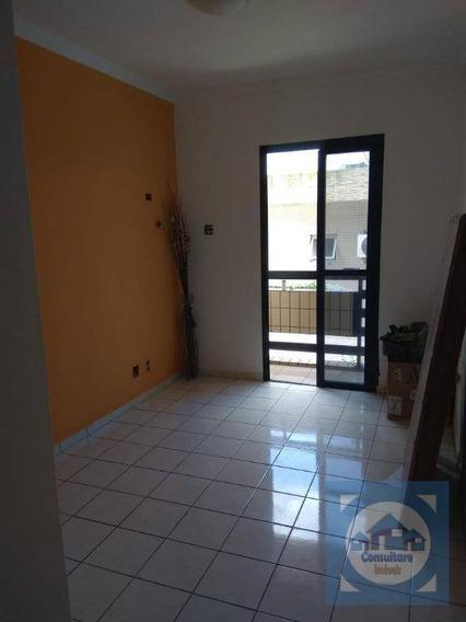 Apartamento Com 1 Dormitório À Venda, 62 M² Por R$ 210.000,00 - Marapé - Santos/sp - Ap4041