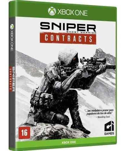 Sniper Ghost Warrior Contract Xbox One Disco Fisico