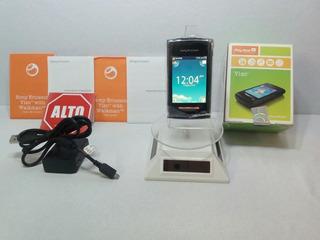 Sony Ericsson W150 (yizo) Plata Movistar --envío Gratis--