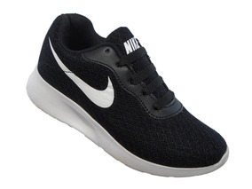 Tenis Nike 720 Roshe One Niño Infantil Negro Blanco 18 Al 21