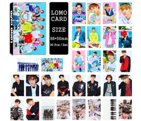 Lomo Cards Wanna One Energetic/ Pronta Entrega 30 Cards Kpop