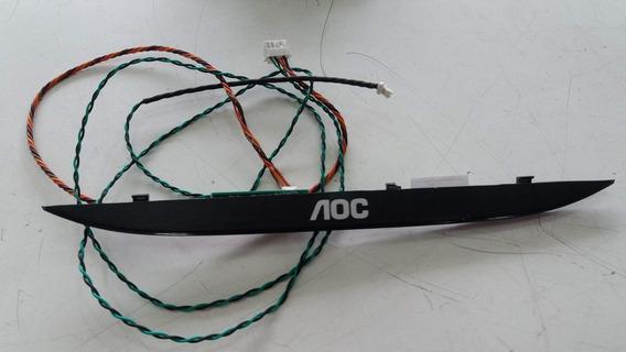 Sensor Controle Tv Aoc Le43d1452- Original Funcionando