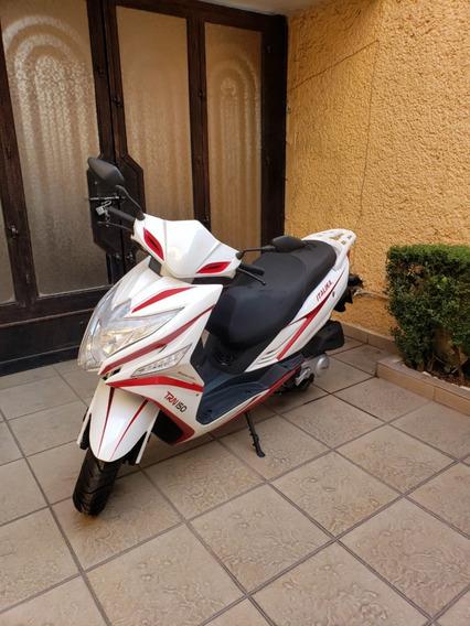 Vendo Moto Italika Seminueva