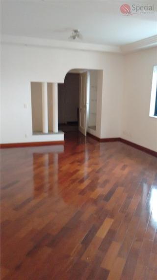 Apartamento Com 3 Dormitórios Para Alugar, 127 M² - Tatuapé - São Paulo/sp - Ap4278