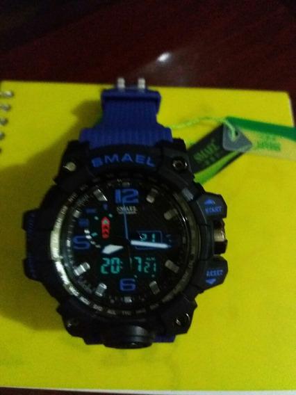 Relógio Smael Mod.militar