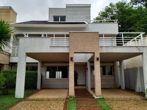 Casa Com 5 Dormitórios À Venda, 380 M² Por R$ 1.690.000 - Parque Taquaral - Campinas/sp - Ca7040