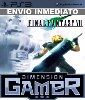 Final Fantasy Vii 2gb Ps3 Store