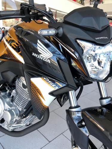 Nueva Honda Twister Cb 250  Inyección Genamax