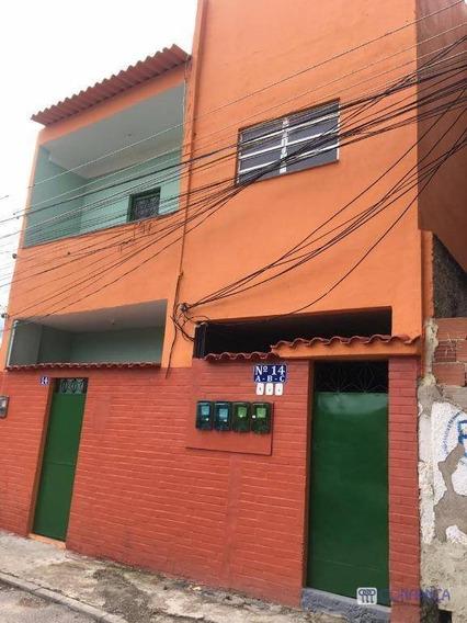 Apartamento Com 2 Dormitórios À Venda, 37 M² Por R$ 70.000,00 - Campo Grande - Rio De Janeiro/rj - Ap0835