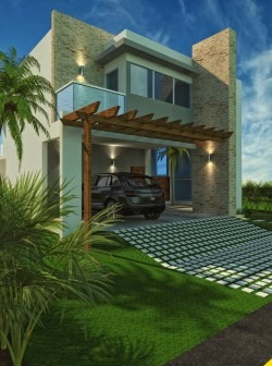Villa En Playa Romana Marina Village 260m2 550m2 Terreno