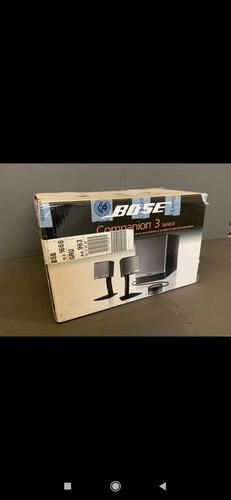 Bose Companion 3 Séries Ii Multimídia Speaker