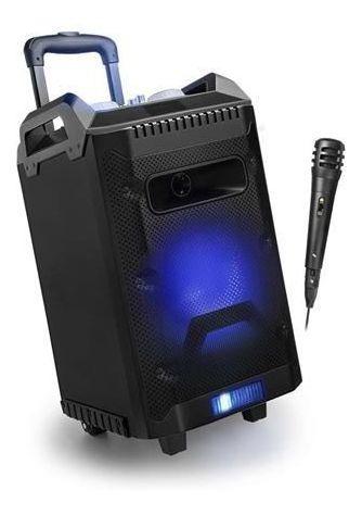 Caixa De Som Multilaser Sp299 Torre Disco Light 150w Rms