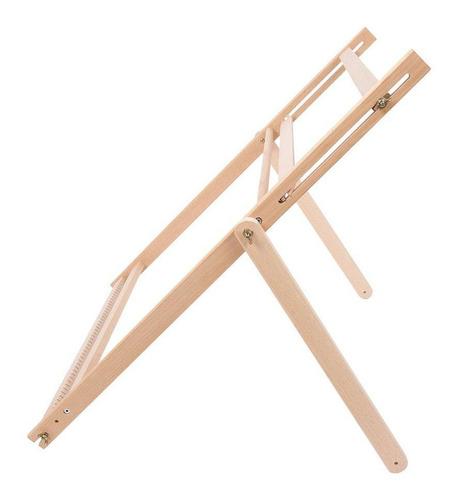 marco de tejido ajustable Bufanda de manta de madera maciza M/áquina de coser en telar de bricolaje para pa/ñuelos M/áquina de tejer portavasos bolsas con cord/ón 70 X 50 X 3 cm