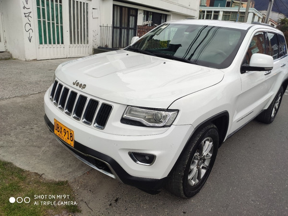 Jeep Grand Cherokee 4x4 Limited 2014