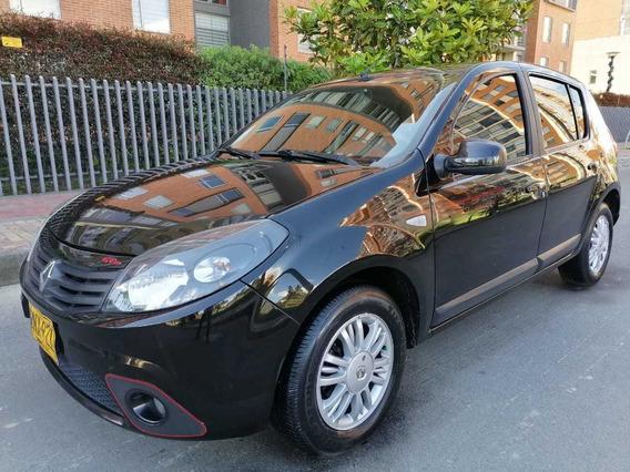 Renault Sandero Gt Line 1.6 M/t 2012