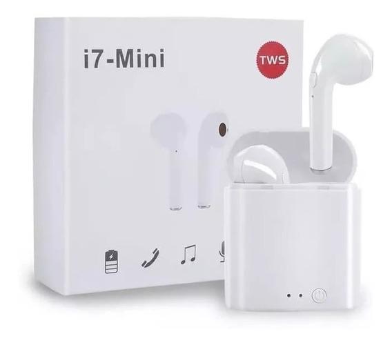 Fone Sem Fio I7 Mini Para iPhone E Android Menor Preço
