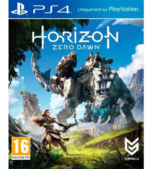 Horizon Zero Dawn Midia Fisica Ps4 Original Playstation 4