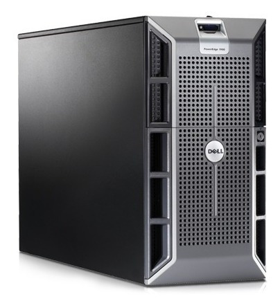 Servidor Dell Poweredge 1900 - 16gb Ram - Hd 500gb - 1,6ghz