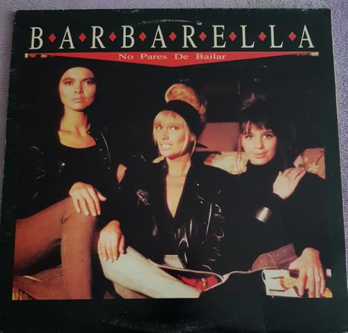 Barbarella - No Pares De Bailar (mb) (kikefpvinilos)